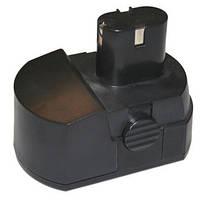 Аккумулятор для шуруповерта 12V Ni-Cd (С ВЫСТУПОМ)