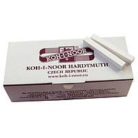 Мел школьный белый Кохинор (KOH-I-NOOR) 100 штук