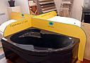 Ванна акриловая угловая Redokss Verona 160х105 L, фото 5