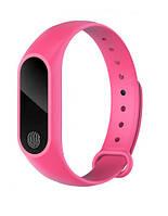 M2 Mi Band 2 Фитнес браслет Smart Watch Bluetooth 4.0, шагомер, фитнес трекер, пульс, монитор сна Красный