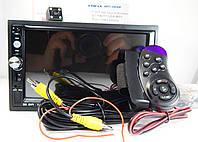"Автомагнитола 2Din Pioneer 7023CRB 7"" IPS 1024*600 +Пульт на руль+КАМЕРА!, фото 1"