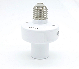 Sonoff SLAMPHER WIFI 433MHZ RF управляемый беспроводной патрон  для лампы Е27, фото 5