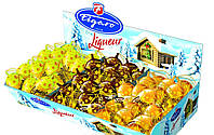 Шишки шоколадные с ликером со вкусами ( шоколада/ банана / авокадо ) Figaro Чехия 27,5 г