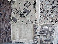 Дивандек, велюровое покрывало на диван 140х210