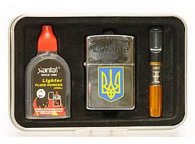 Подарочная бензиновая зажигалка