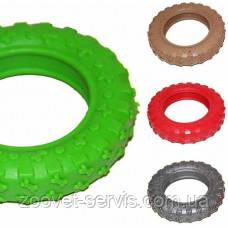 Игрушка для собак Шина малая 10смSum-plast 13014, фото 2
