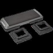 Степ-платформа Tunturi Aerobic Power Step 3 уровня 110х41х21 см (14TUSCL325), фото 2
