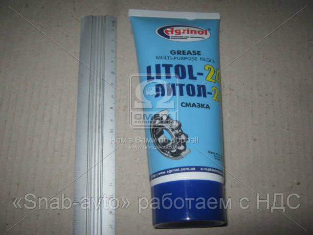 Смазка Литол-24 Агринол (Туба 0,2л/150г) (арт. 4102789969)