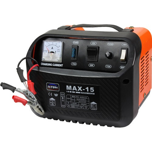 Зарядний пристрій Shyuan MAX-15