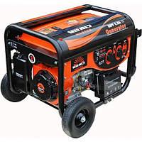 Бензиновый генератор Vitals Master EST 5.8b с электростартером