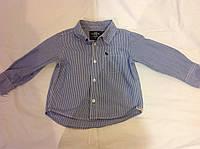 Рубашка на мальчика 2-3 года. Фирма H&M.