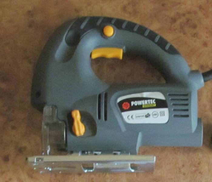 Лобзик электрический Powertec PT 1306