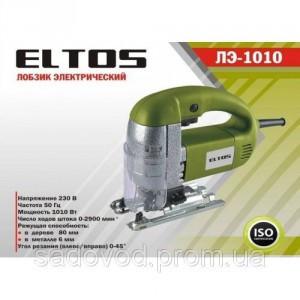 Лобзик електричний Eltos ЛЕ-1010