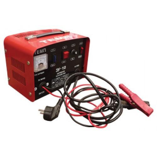 Зарядное устройство Темп ЗУ-10