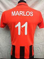 Футбольная форма Шахтер Донецк Марлос оранжево-черная, фото 1