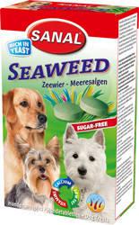 Витаминизированные лакомства для собак Sanal Seaweed (дрожжи и водоросли) SD2500, фото 2