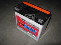 Аккумулятор   18Ah-6v StartBOX MOTO 3МТС-18С (148х86х107) EN160 клемма плоская (арт. 5237994734), ACHZX