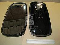 Зеркало боковое КАМАЗ 180х380 полусферическое (производство Россия) (арт. 5320-8201020), AAHZX