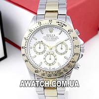 Унисекс кварцевые наручные часы Rolex Daytona F-6795