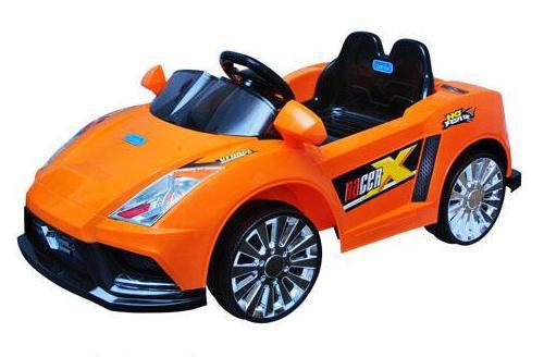 Детский электромобиль Lamborgini CH 915 (0585)  на радиоуправлении