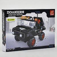 Конструктор AUSINI 23505 288 деталей, в коробке. Детский конструктор для мальчиков