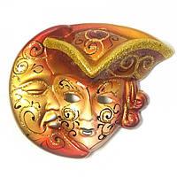 Маска сувенир Венецианская ночь из керамики