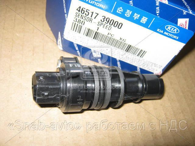 Привод спидометра (верхняя часть ) (производство Mobis) (арт. 4651739000), ADHZX