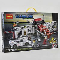 Конструктор 78117 749 деталей, в коробке . Детский конструктор