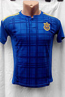 Футбольная форма Сборная Украины синяя подростковая, фото 1