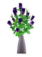 Искусственные цветы, букет Бутон (цена за 14 шт.)