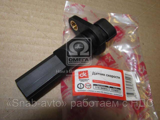 Датчик скорости ВАЗ-1118 КАЛИНА   (арт. 1118-3843010), AAHZX