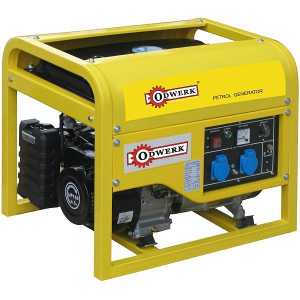 Бензиновый генератор Odwerk GG4800E PRO с электростартером