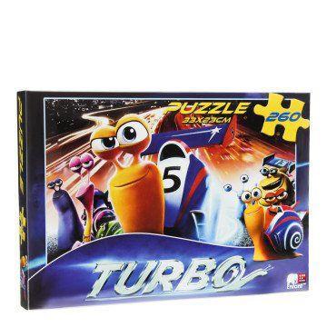 """Пазлы """"Turbo"""", 260 эл"""