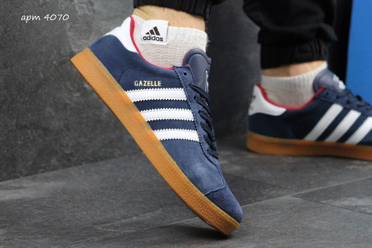 Мужские спортивные кроссовки Adidas Gazelle