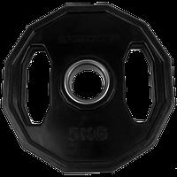 Диск олимпийский Tunturi 5 kg 14TUSCL274