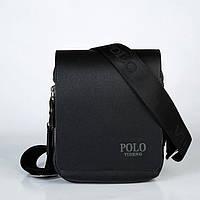 Мужская сумка POLO - ELite Классический cтиль Чорный