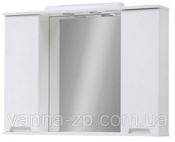 Зеркало Марко Z-11 шириной 80 см