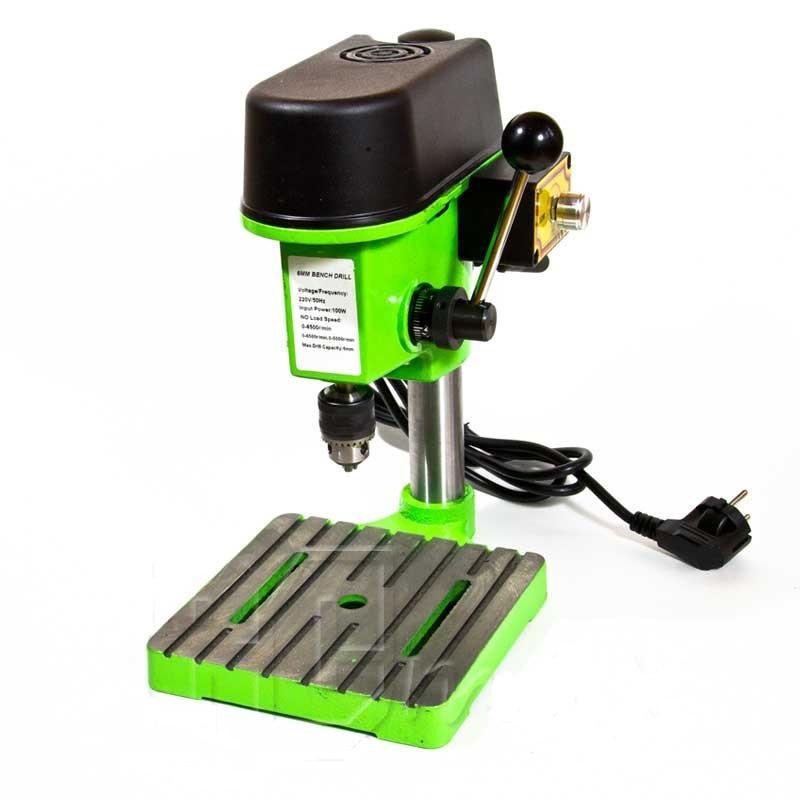 Станок сверлильный настольный Mini bench drill ZB2506-1