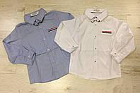Хлопковая рубашка для мальчиков Buddy boy 1-5 лет