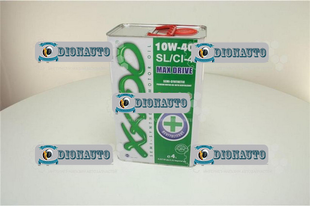 Масло ХАДО Atomic OIL 10W40 4л (полусинтетика)  (10W-40)