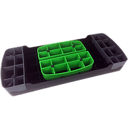 Степ-платформа Tunturi Aerobic Step Easy 2 уровня 68х28х15 см (14TUSCL357), фото 2