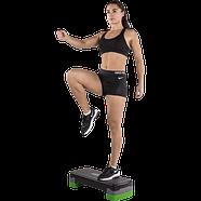 Степ-платформа Tunturi Aerobic Step Easy 2 уровня 68х28х15 см (14TUSCL357), фото 3