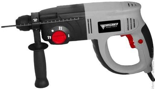 Дрель электрическая ударная FORTE ID 1050 VR