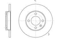 Диск тормозной SEAT TOLEDO, VW CADDY передн. (пр-во REMSA) 6088.01