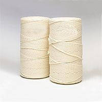 Фитиль плоский (для свечи восковой или гелевой)- 3-4 мм /  1м