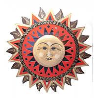 "Зеркало мозаичное ""Солнце"" (d-41 cм)"