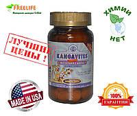 Solgar, Kangavites, Полный состав мультивитаминов и минералов для детей, с ягодным вкусом, 120 жевательных таб