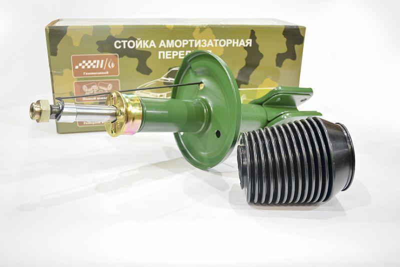 Амортизатор передний (газо-масляный / стойка в сборе / разборной) на Москвич 2141