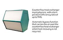 Рекуператор с тепловым насосом для ГВС Compact S, фото 2