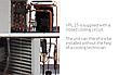 Рекуператор с тепловым насосом VPL 15, фото 2